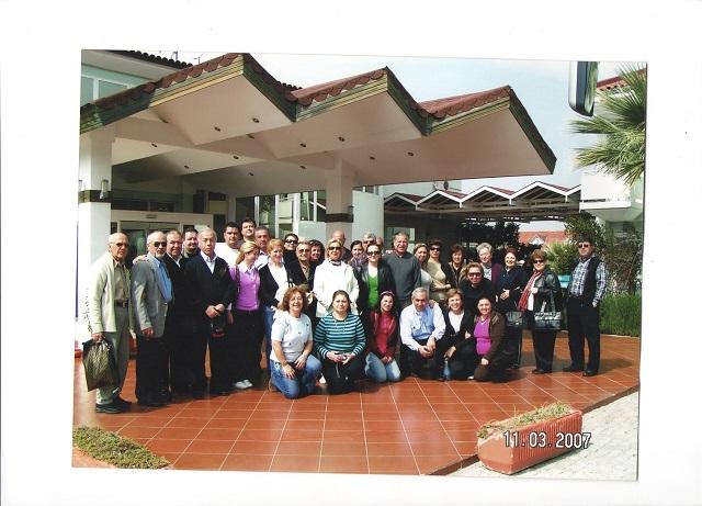 PAMUKKALE GEZİ 11.MART 2007